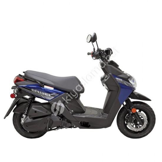Yamaha BWS 125 (2020) Özellikleri, Fiyatı, Yakıt Tüketimi ve Kullanıcı Yorumları