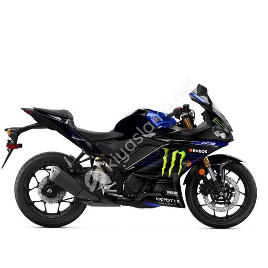 Yamaha Monster Energy Yamaha Motogp Edition YZF-R3 (2020) Özellikleri, Fiyatı, Yakıt Tüketimi ve Kullanıcı Yorumları