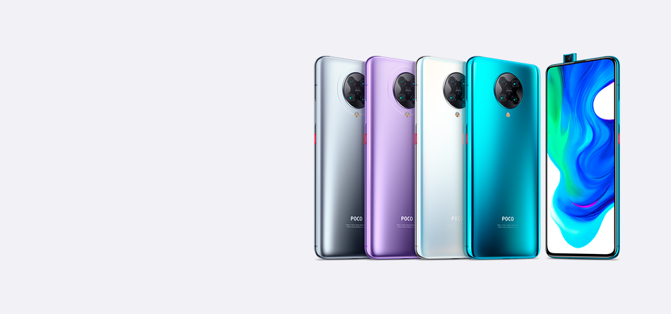 Bütün Xiaomi Poco Modelleri